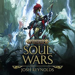Soul Wars audiobook cover art