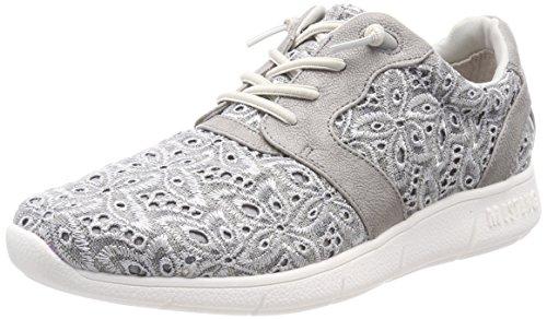 MUSTANG Damen 1242-404-2 Slip On Sneaker, Grau, 37 EU
