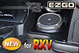 E-Z-Go RXV 2FIVE Golf Cart 6-1/2' Speaker Pods (Radio Mount,...
