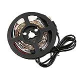 002fr WS68 12 RGB 5050 SMD no impermeable flexible USB 5 V LED tira blanca tira de luces 200 cm/60 LED