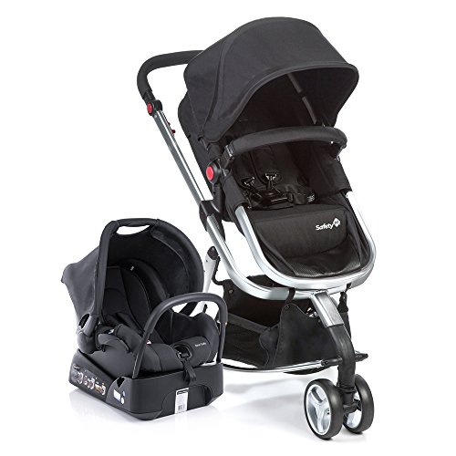 Travel System Mobi Safety 1st, Black & Silver