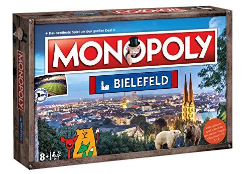 Monopoly City Edition Bielefeld