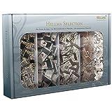 Hellma Selection 5 x 40 Stück 200 g (ohne Waldbeere), 1er Pack (1 x 0.2 kg).