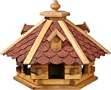Dobar 98710e Mangiatoia casa rustici in Stile Blocco casa casetta per...
