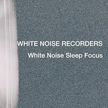 White Noise Sleep Focus