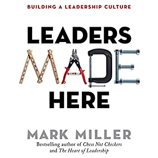 Leaders Made Here cover art