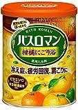 バスロマン 柑橘にごり浴 680g