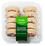 Extra Soft Delicious Frosted Sugar Cookies