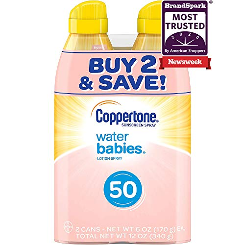 water babies sunscreen - 2
