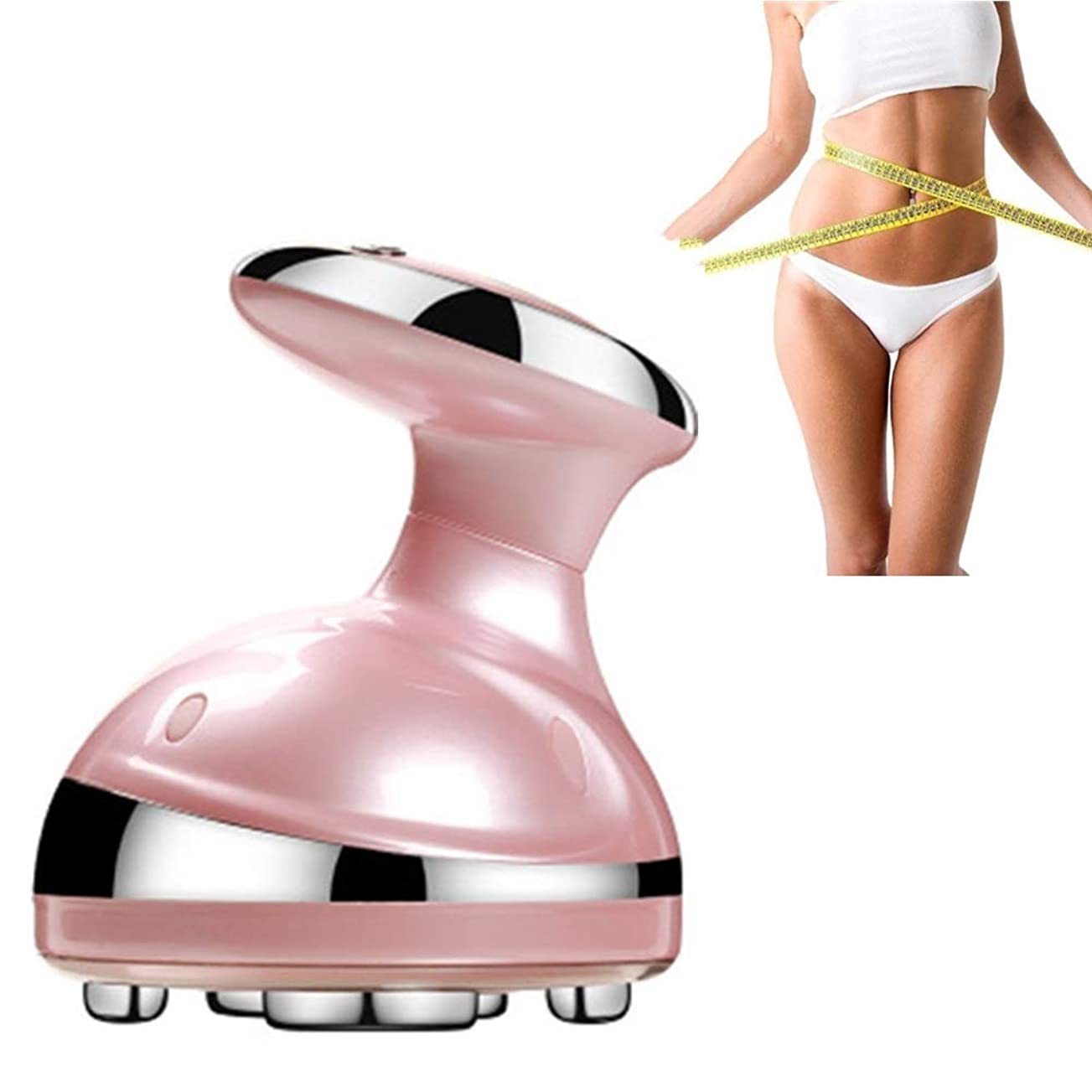 うるさい許容できる本脂肪除去機、セルライト除去肌引き締め装置、肌引き締め、ボディ痩身マッサージ、減量超音波減量、EMS赤外線光振動超音波