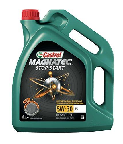 Castrol Magnatec LL Motoröl für den Ölwechsel beim Ford Focus 98 Baujahr 1998-2004