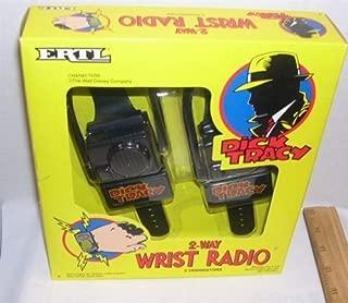 Dick Tracy Two Way Wrist Radio