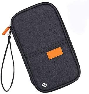 Travel Passport Wallet Credit Card Holder Travel Organizer Document Ticket bag