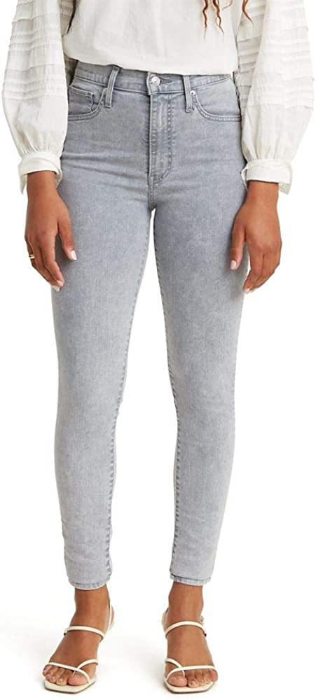 Levi's Women's Mile Max 41% OFF High Skinny Max 49% OFF Jeans Super