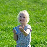MIC CIM Single line kites - Happy Eddy - for children from 3 years onwards - 26x27.5 inch - incl. kite line and kite…