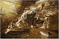 HDカールズバッド洞窟群国立公園ニューメキシコ9000692(52x38cmの大人向けプレミアム500ピースジグソーパズル)