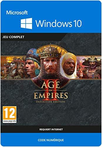 Age of Empires 2 Definitive Edition   Win 10 – Code jeu à télécharger