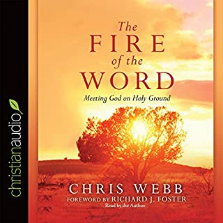 The Fire of the Word audiobook cover art