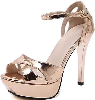 Palas Para Zapatos Y Estzqq Ouxzwpikt Mujer Sandalias Amazon OyvmN0wP8n