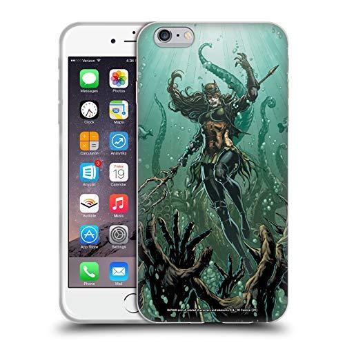 Head Case Designs Oficial Batman DC Comics Los ahogados Los Caballeros Oscuros Carcasa de Gel de Silicona Compatible con Apple iPhone 6 Plus/iPhone 6s Plus