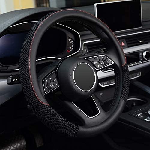 Coach steering wheel cover _image1