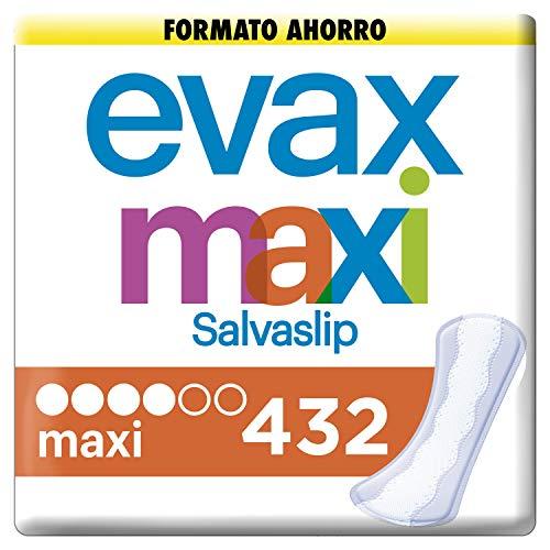 Evax Salvaslip Maxi Protegeslips 432 Unidades