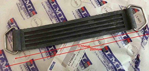 gomma elastico fissaggio batteria LML star 2/4 t 125/150/151/200 - PX cinghia