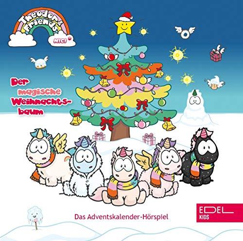 Theodor & Friends: Der magische Weihnachtsbaum - Das Original-Hörspiel