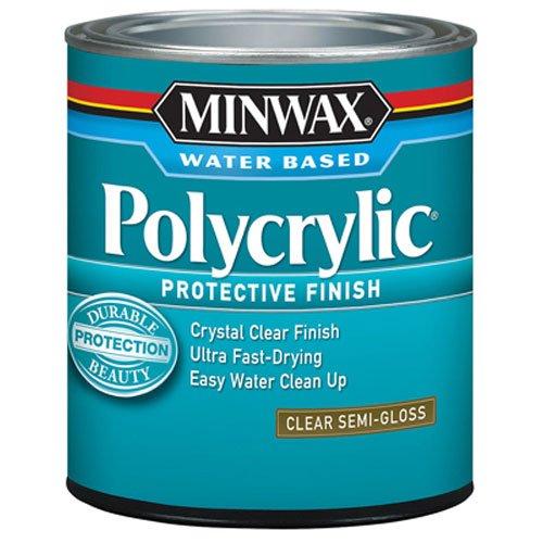 Minwax 64444444 Polycrylic Protective Finish Water...