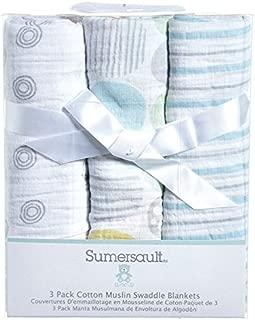 sumersault muslin blanket