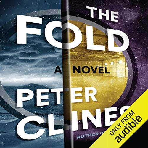 The Fold audiobook cover art