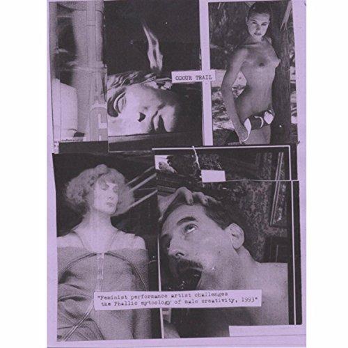 Feminist Performance Artist Challenges the Phallic Mythology of Male Creativity, 1993