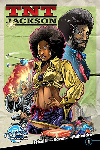TNT Jackson #1 (English Edition)