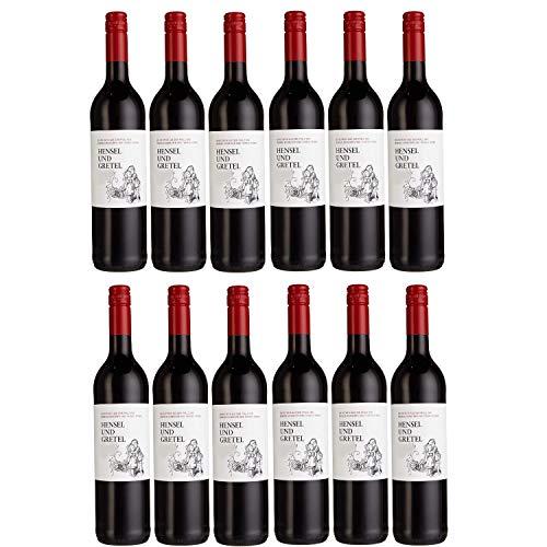 Hensel & Gretel Markus Schneider und Thomas Hensel Cabernet Sauvignon Rotwein Wein Trocken Pfalz (12 Flaschen)