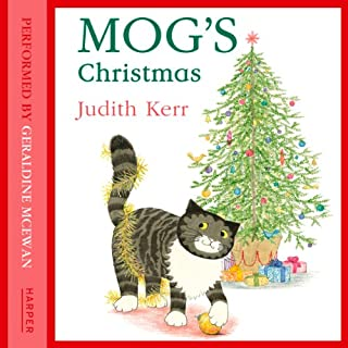 Mog's Christmas cover art