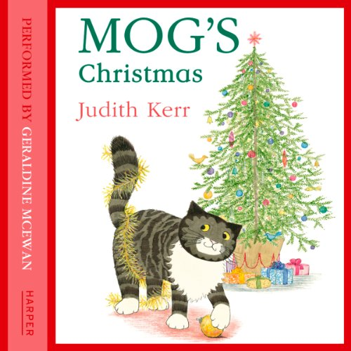 Mog's Christmas audiobook cover art