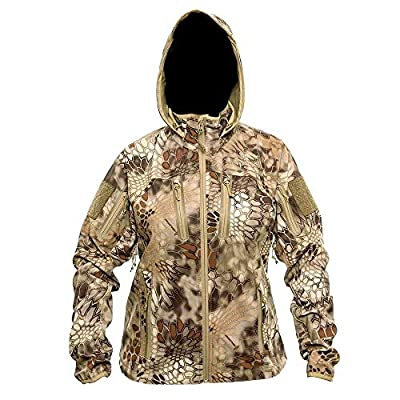 Kryptek Women's Hunting Clothing - DALIBOR JACKET
