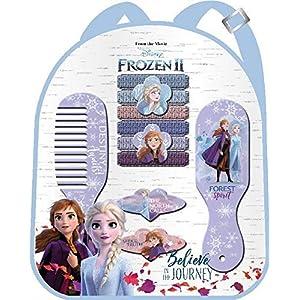 519y39EBc L. SS300  - Frozen Accesorios Pelo 2 Mochila Tiempo Libre y Sportwear Infantil, Juventud Unisex, Multicolor (Multicolor), Talla Única