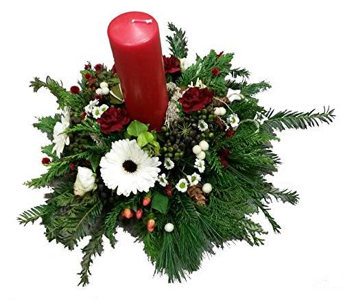 - Blumige Adventszeit