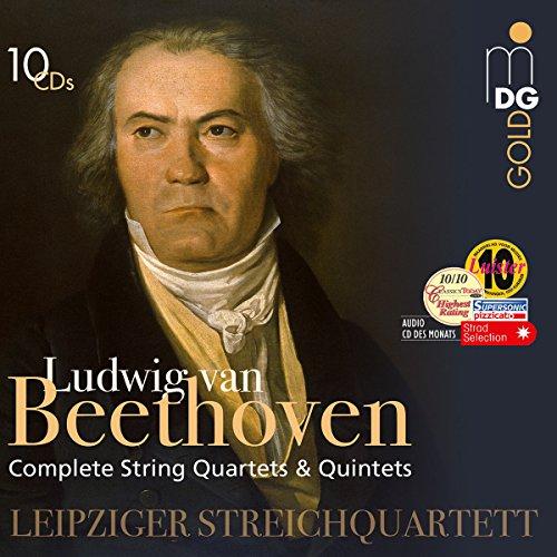 Beethoven: Sämtliche Streichquartette und Streichquintette