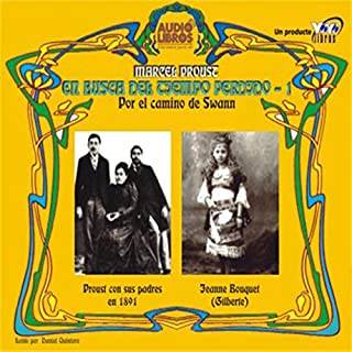 En Busca Del Tiempo Perdido, Pt. 1 audiobook cover art