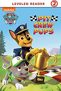 Pit Crew Pups (PAW Patrol) by [Nickelodeon Publishing]