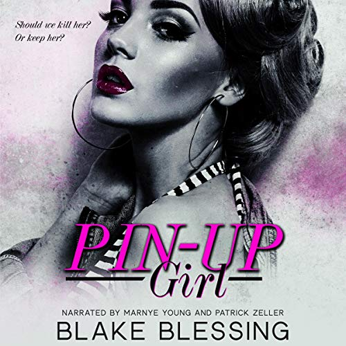 Pin-Up Girl: A New Adult Romantic Suspense cover art