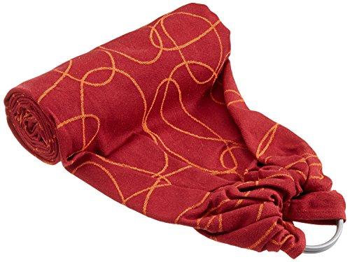 Didymos 46195 Didysling Ellipsen Große 1, R, rot