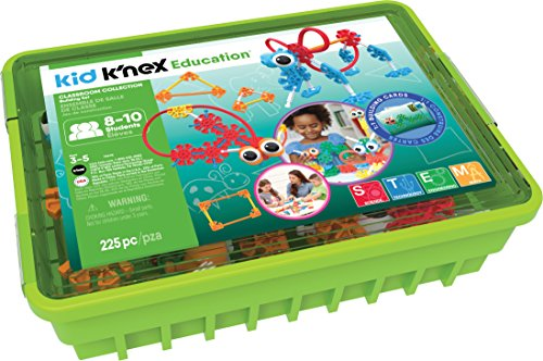 K'NEX Kid Education Classroom Collection Building Set