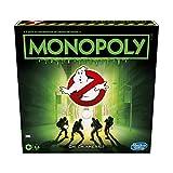Hasbro Monopoly Ghostbusters Edition; gioco da tavolo Monopoly per bambini dagli 8 anni in su