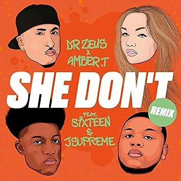 She Don't (Matt Vinyl Club Mix)