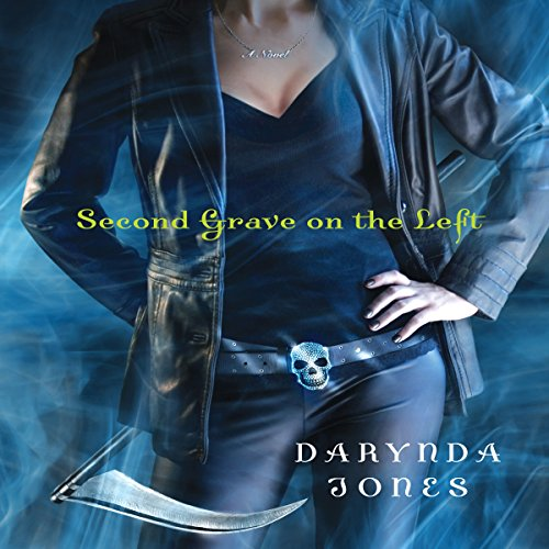 Second Grave on the Left audiobook cover art