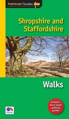PF (14) SHROPSHIRE & STAFFORDSHIRE (Pathfinder Guides)