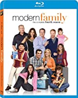 Modern Family: Season 4/ [Blu-ray] [Import]